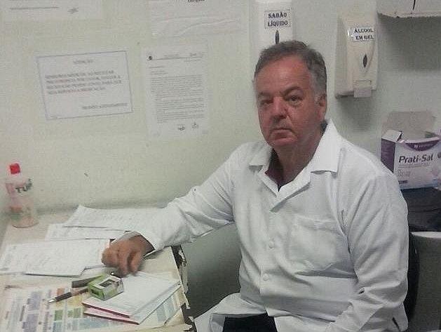 Carlos Alberto perdeu o registro profissional