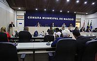 Na abertura dos trabalhos legislativos, situação do Pinheiro foi tema de discussão entre os vereadores