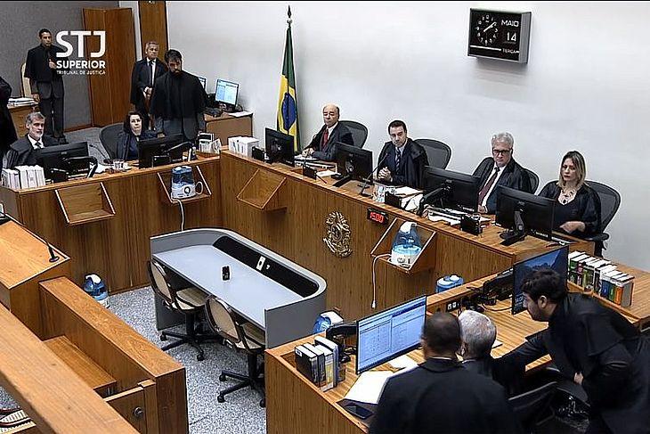 Sexta Turma do Superior Tribunal de Justiça (STJ) julga habeas corpus protocolado pela defesa do ex-presidente Michel Temer.