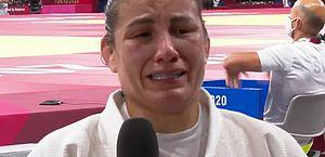 Judoca Maria Portela foi roubada? Entenda polêmica com brasileira na Olimpíada