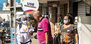 Governo do RS estipula multa que pode chegar até R$ 4 mil para quem não utilizar máscara