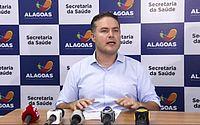 Governador de AL anuncia parceria com laboratórios privados para exames de covid-19