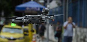 Bairros de Maceió serão mapeados com drones para evitar aglomerações