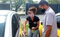 Detran realiza fiscalização em centro de formação de condutores
