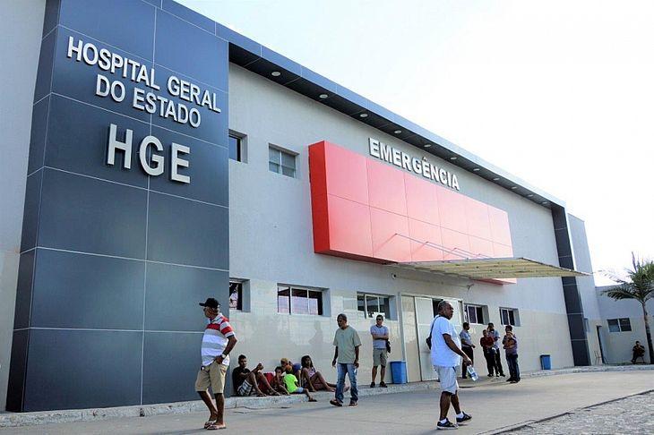Adolescente morreu antes de chegar ao Hospital Geral do Estado (HGE)