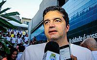 Rui Palmeira entrega escadaria revitalizada no Centro de Maceió