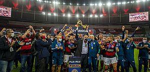 Flamengo vence Fluminense por 1 a 0 e conquista seu 36º título Carioca