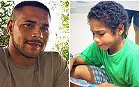 Imagens de Antônio Carlos hoje, aos 32 anos, e dele ainda menino, aos 14 anos, foram distribuídas no Cariri por amigos. O objetivo era encontrar a família biológica
