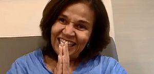 Claudia Rodrigues tem alta do hospital após redução de 30% da massa encefálica