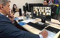 Vereadores fazem sessão ordinária virtual e apresentam sugestões para o enfrentamento da crise