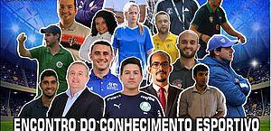 Fernando Carvalho, ex-presidente do Inter, participa do Encontro do Conhecimento Esportivo