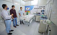 Hospital de Campanha Dr. Celso Tavares será desativado nesta segunda