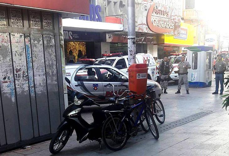 Edmundo Apolinário / Trânsito Maceió