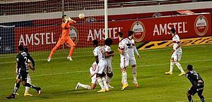 Fla sofre goleada histórica na Libertadores para o Independiente del Valle: 5 a 0