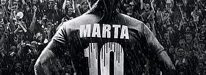 Afastamento da Rainha Marta era na verdade ação de marketing; veja vídeo