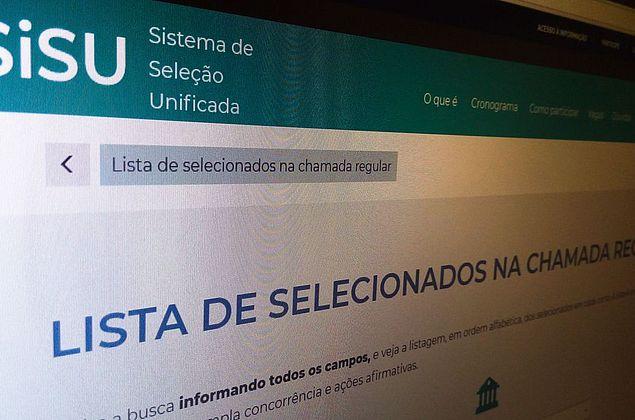Ministério da Educação prorroga prazo de inscrição para o Sisu