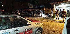 Replay: oito são presos em operação de repressão ao tráfico de drogas em Maceió