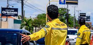 Viaduto da PRF será interditado para a visita do presidente Bolsonaro, nesta quinta-feira