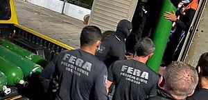 Manaus: empresário é preso por esconder oxigênio para vender mais caro