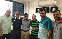 Sorteio definiu o mando de campo do clássico na primeira fase do Alagoano 2019