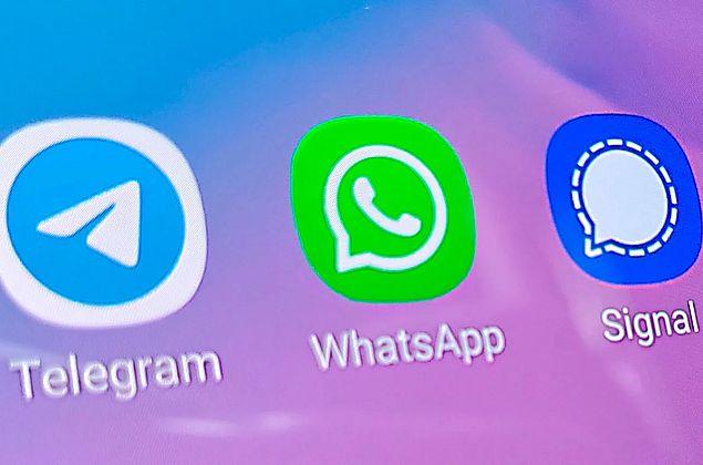 Por que muita gente está trocando o WhatsApp pelo Telegram
