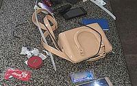 Assaltantes entram em motel como clientes e roubam 10 celulares, mas são capturados na fuga