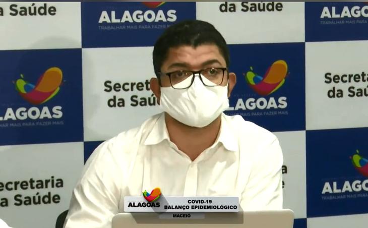 Os dados foram divulgados pelo secretário do estado de planejamento e gestão, Fabrício Marques