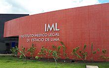 Criança realiza exames no IML