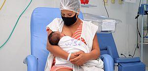 Leitos da rede materna e infantil do estado crescem 14,5% em dois anos e somam quase 700 vagas