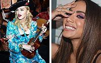Brasileiros criam petição para Madonna e Anitta gravarem clipe juntas