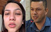 Filha de vereador relata agressão de pai: 'Um assassino, um monstro'