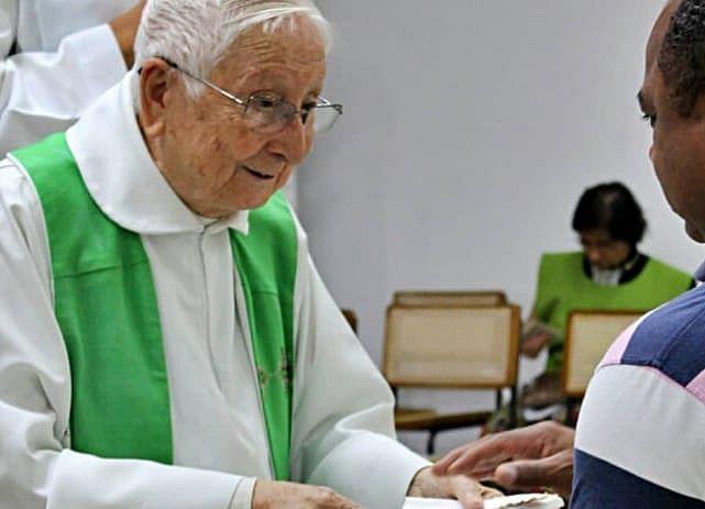 Monsenhor Rubião Lins Peixoto, de 85 anos