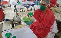 Covid-19: Seris duplica produção de máscaras e fornece material a hospitais