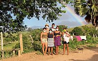 Câmera Record retrata o sofrimento de nordestinos no sertão, sob a sombra da covid