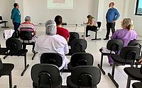 Hospital da Mulher capacita técnicos sobre coleta de material para exame da Covid-19