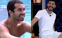Perda de peso de Gil e Caio choca fãs do BBB21; veja antes e depois