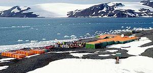 Base do Brasil na Antártida