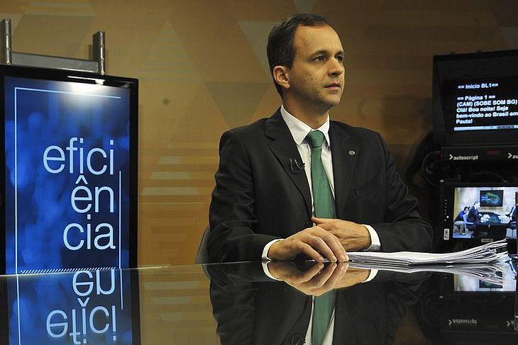 Pregão eletrônico aumenta economia de recursos públicos, diz o secretário Cristiano Heckert