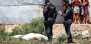 Jovem é executado a tiros em ponto de mototáxi em União dos Palmares
