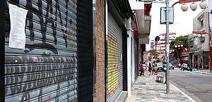 São Paulo atinge 55% de isolamento social; maior taxa dos últimos 21 dias