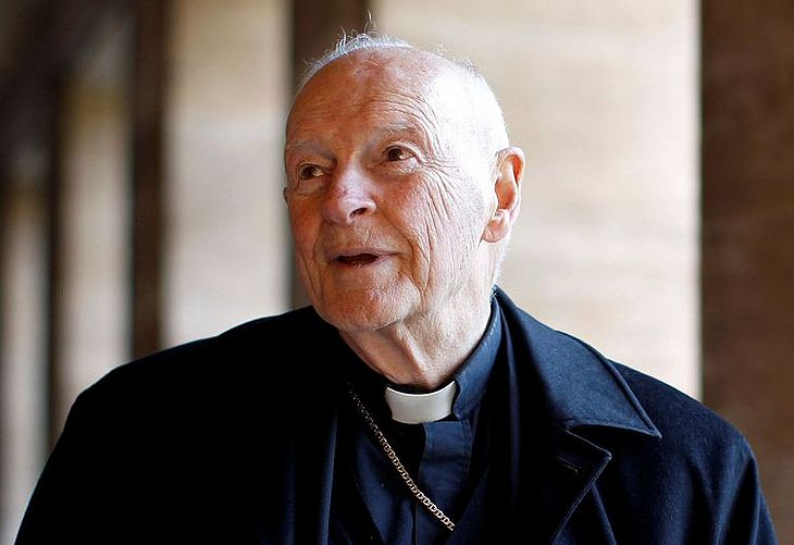 Theodore McCarrick foi punido pelo Vaticano em função de abusos sexuais