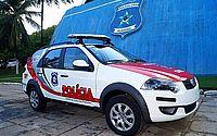Dois são presos na Bahia suspeitos de roubar agências bancárias em Alagoas