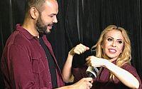 Vídeo: Joelma fala sobre parceria com Thalia em entrevista exclusiva ao TNH1