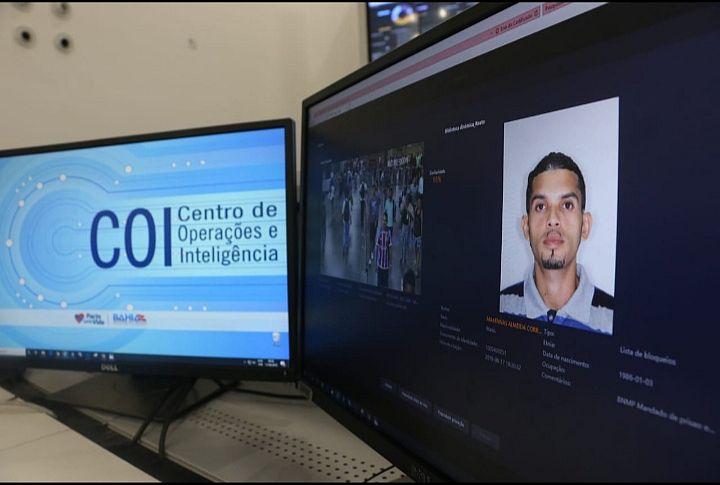 Makennas Almeida Correia foi preso na noite desse sábado