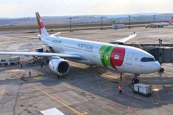 Em Alagoas, voo direto para Lisboa também está suspenso