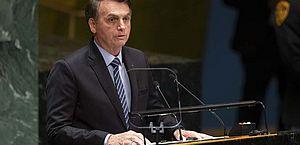 Bolsonaro abre Assembleia Geral da ONU; confira como foi o discurso