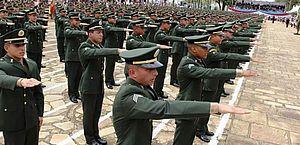 Exército abre inscrição para concurso com 1.100 vagas de sargento