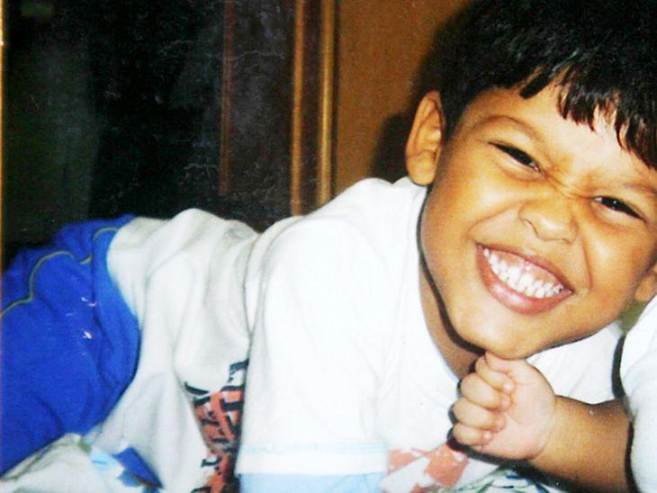 João Roberto Amorim Soares tinha 3 anos