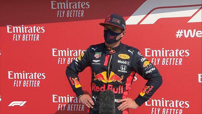 Max Verstappen estraga festa da Mercedes e vence GP dos 70 anos da ...
