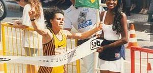 Campeã da São Silvestre, Roseli Machado morre, aos 52 anos, vítima de Covid-19
